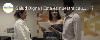 Nace Salud Digna Video Youtube